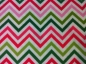Mobile Preview: Baumwollflanell Chevron