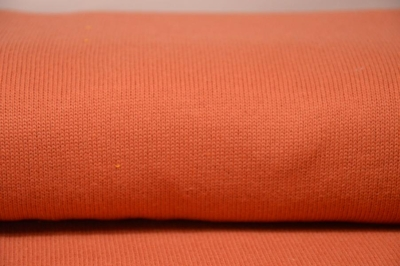 Babystrick Strickstoff Burnt Orange